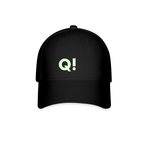Q-Bang Glow In The Dark Hat - Baseball Cap