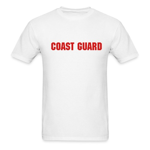COAST GUARD - Men's T-Shirt