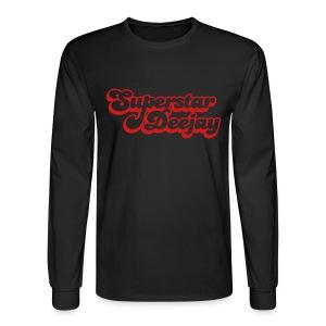 D.C. Superstar - Men's Long Sleeve T-Shirt