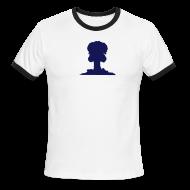 T-Shirts ~ Men's Ringer T-Shirt ~ [nuke]