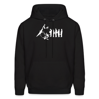 Black Mantis Line Sweatshirt
