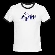 T-Shirts ~ Men's Ringer T-Shirt ~ [mantis]