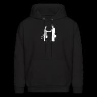 Hoodies ~ Men's Hoodie ~ [handshake]