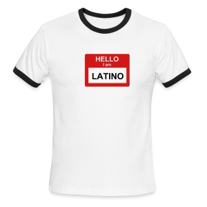 Hello I'm Latino - Men's Ringer T-Shirt