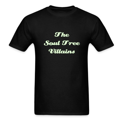 The Soul Tree Villains Glow in the Dark T - Men's T-Shirt