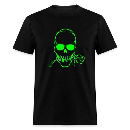 Skull Rose - Men's T-Shirt