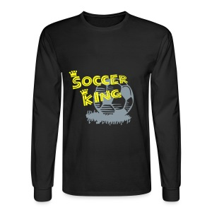 Socer King - Men's Long Sleeve T-Shirt