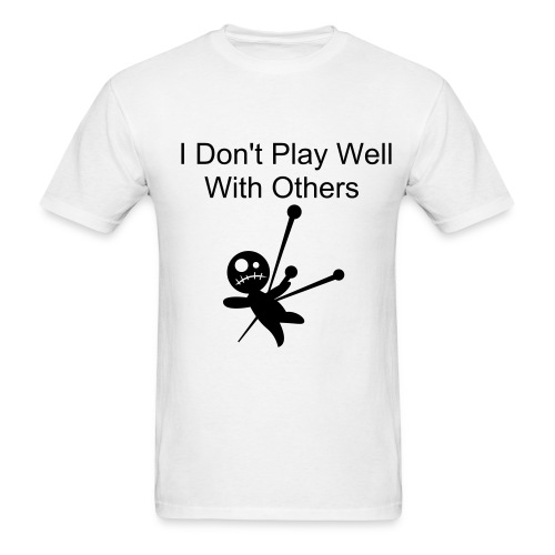 Playing w/ Others - Men's T-Shirt