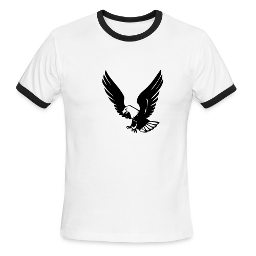 Eagle's Wings - Men's Ringer T-Shirt