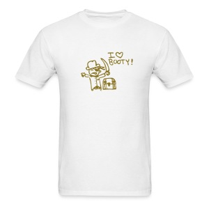 Booty - Men's T-Shirt