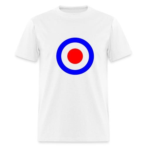 Mod Target - Men's T-Shirt