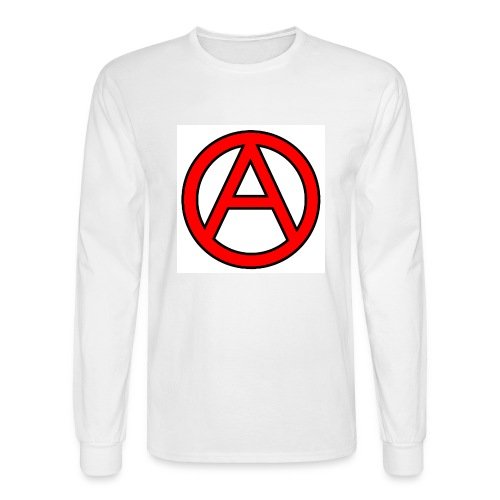Anarchy - Men's Long Sleeve T-Shirt