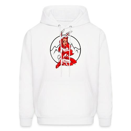 Ski Bunny - Men's Hoodie