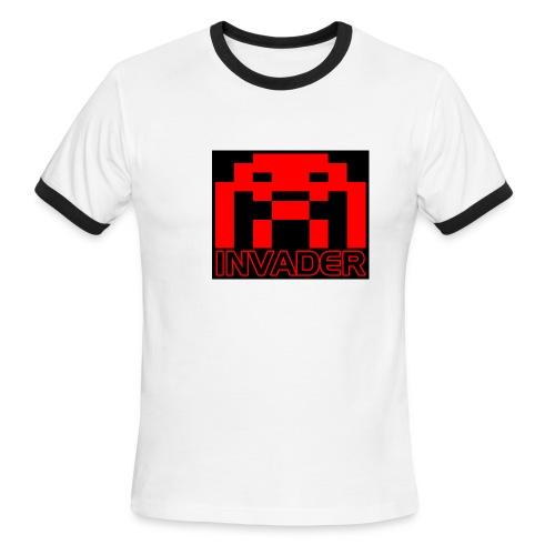 Invader - Men's Ringer T-Shirt