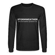 Long Sleeve Shirts ~ Men's Long Sleeve T-Shirt ~ Stormweather Logo (Long-Sleeve)