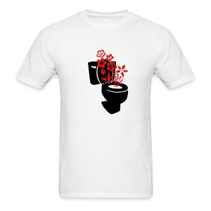 Mens Stinky Shit T-Shirt - Men's T-Shirt