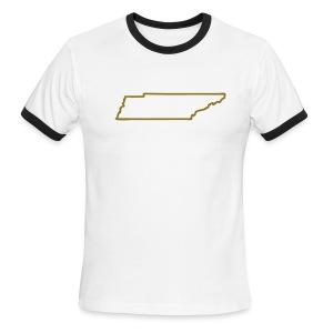 Everyone hates Mark - Men's Ringer T-Shirt