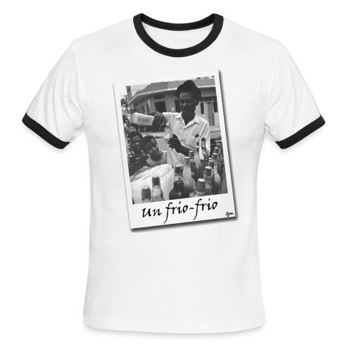 Un Frio-Frio - Men's Ringer T-Shirt