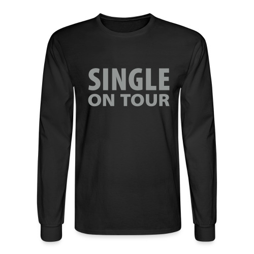 Single shirt - Men's Long Sleeve T-Shirt