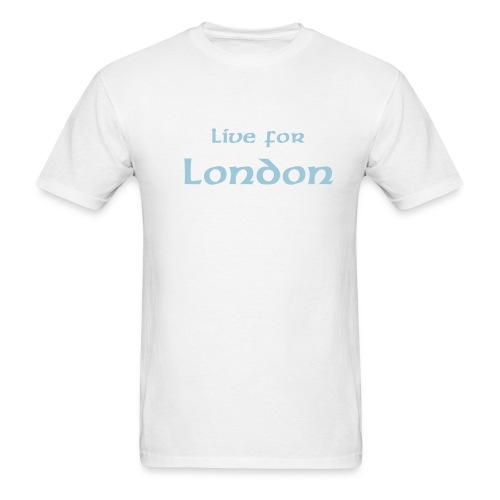 Men's Live for London - Men's T-Shirt