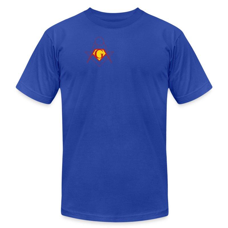 Superbro mason t shirt spreadshirt for Mason s men s shirts