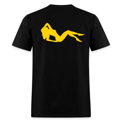 SEX, SILLOUETTE - Men's T-Shirt