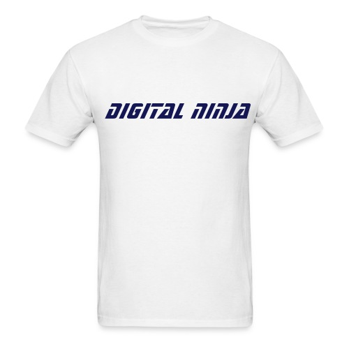 Digital Ninja - Men's T-Shirt