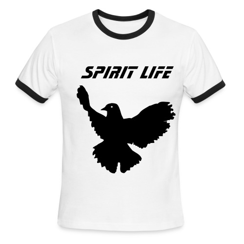 Spirit Lead - Men's Ringer T-Shirt