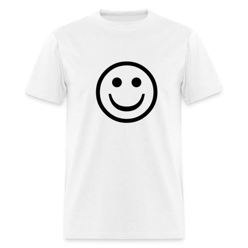 Smily Face - Men's T-Shirt