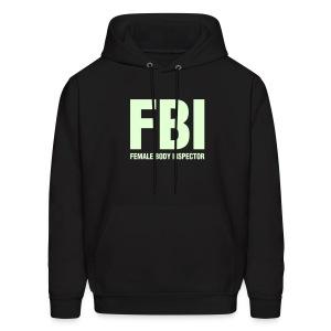 Men's FBI hoodie - Men's Hoodie