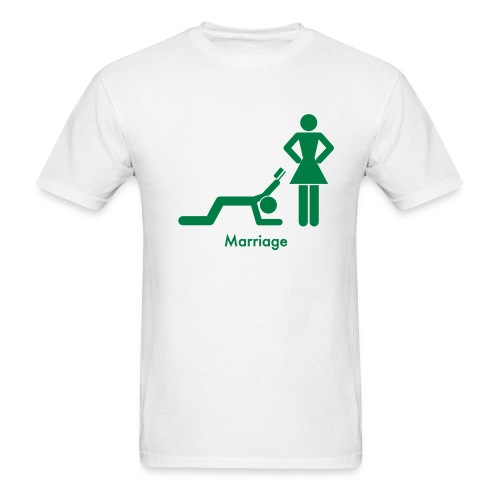 Give a girl what she really wants! - Men's T-Shirt