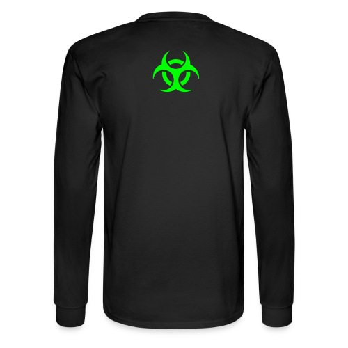 Biohazard - Men's Long Sleeve T-Shirt