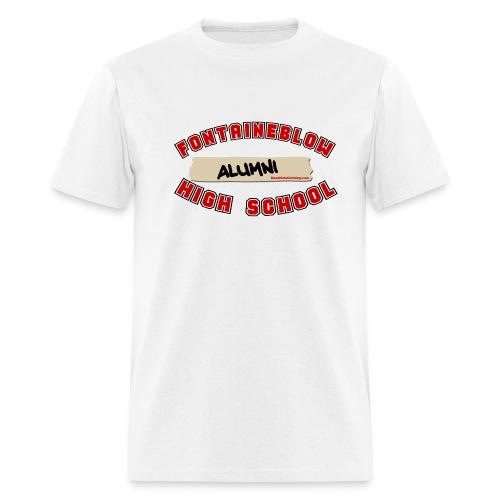 Fontaineblow High Alumni T-Shirt - Men's T-Shirt