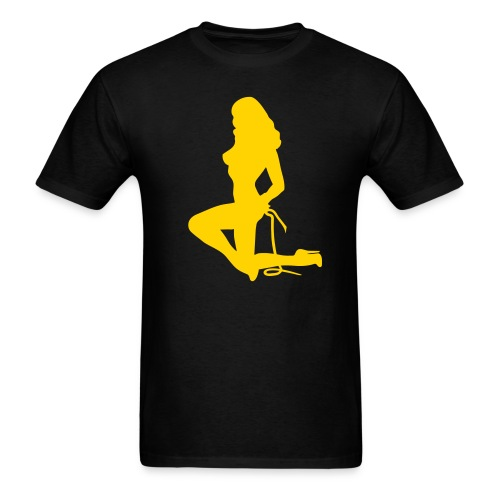 J'ai été méchant(e) - T-shirt pour hommes