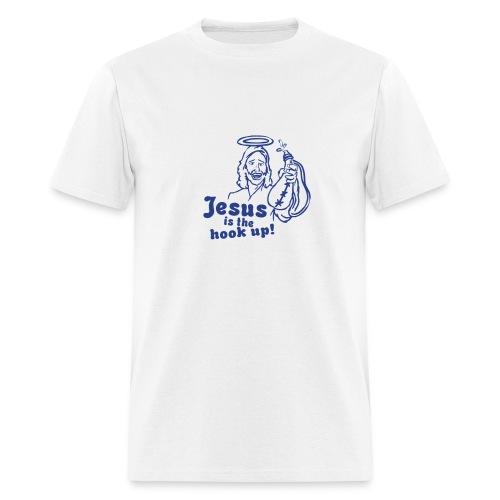 jesus is - Men's T-Shirt