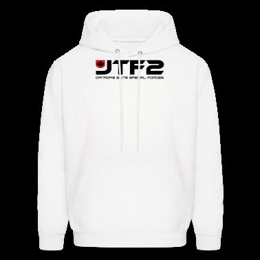 White JTF2 Hoodies