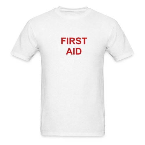 FirstAid - Men's T-Shirt