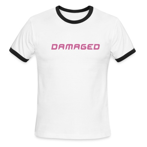 Damaged - Men's Ringer T-Shirt