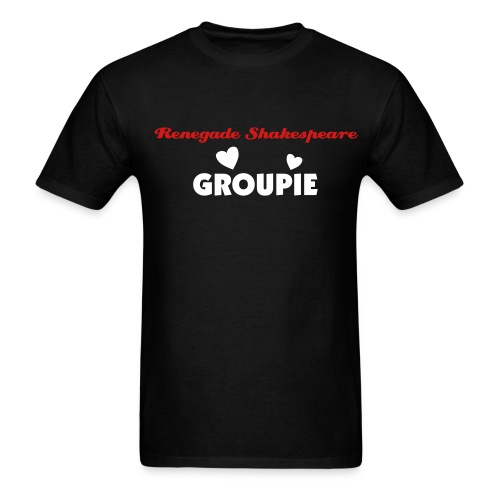 Groupie Shirt - Men's T-Shirt