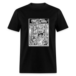 Hotel euskadi, la polla - Men's T-Shirt