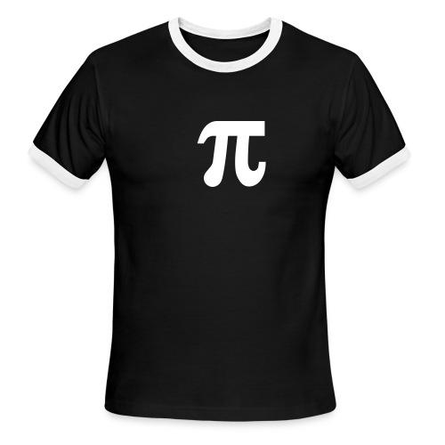 Pi - Men's Ringer T-Shirt