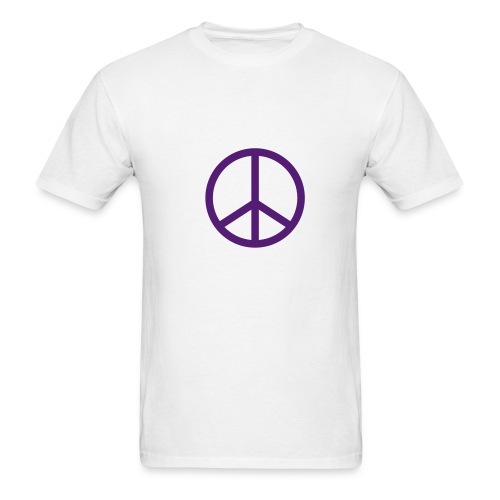 PEACE NO WAR - Men's T-Shirt