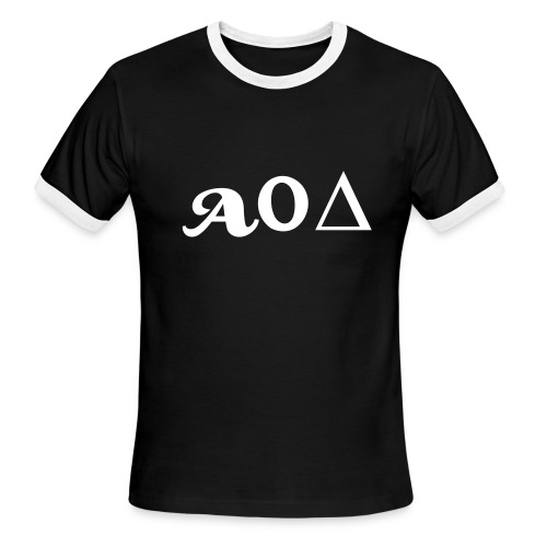 AOD - Men's Ringer T-Shirt