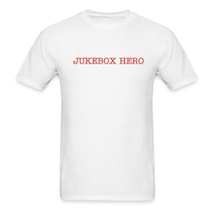 JUKEBOX HERO - Men's T-Shirt