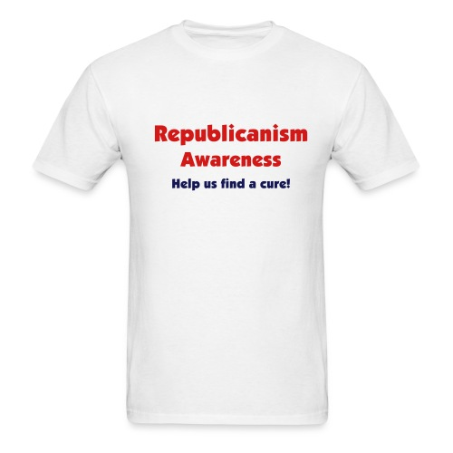 Republicanism Tee - Men's T-Shirt
