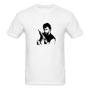 Chuck Who?!? - Men's T-Shirt