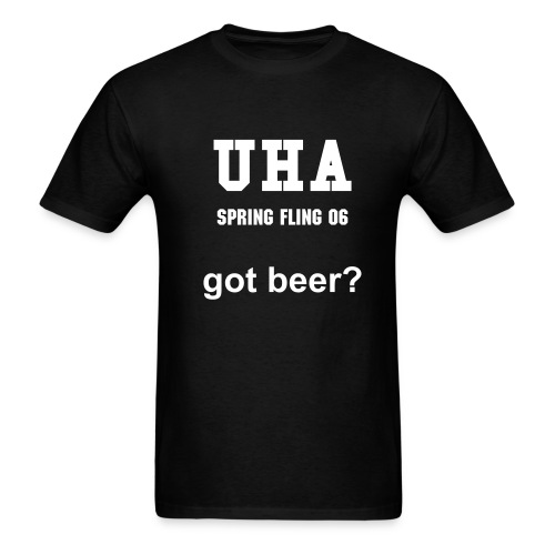 Got beer?...I do. - Men's T-Shirt