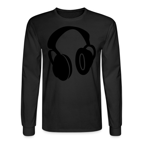 HeadFrones - Men's Long Sleeve T-Shirt