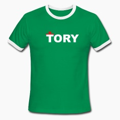 Chocolate/tan Tory T-Shirts