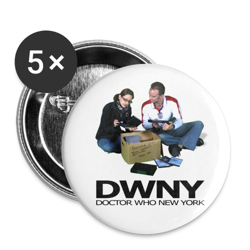 NJN Videos Button - DWNY Logo - Large Buttons